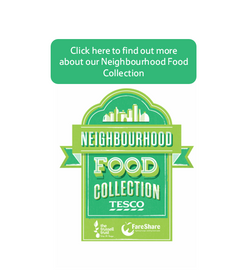 Tesco's Food support