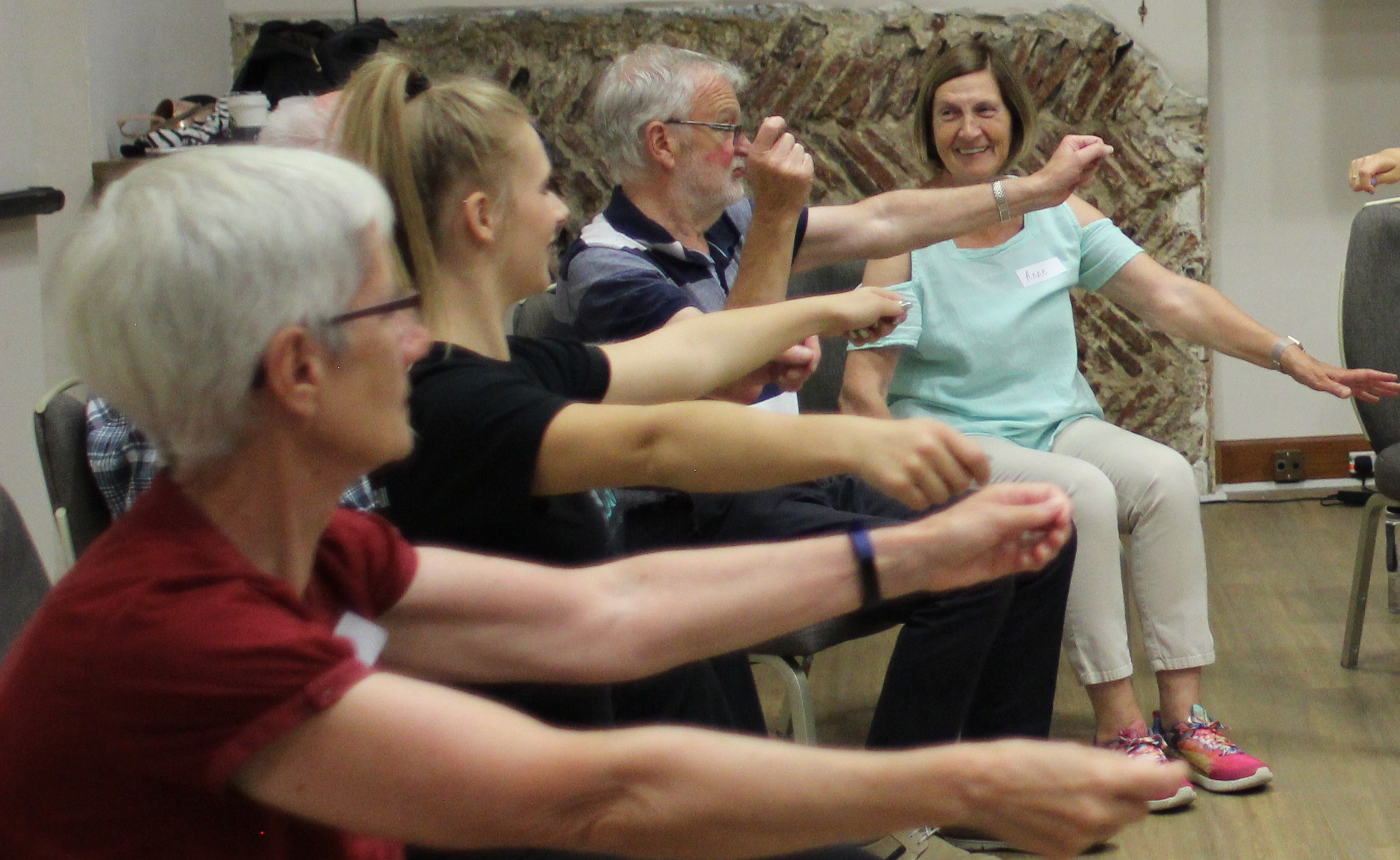 Dancing With Parkinsons