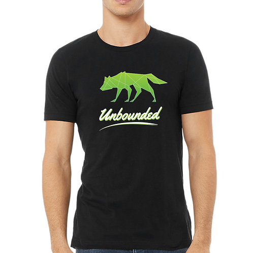 Unbounded Men's Short Sleeved T-shirt