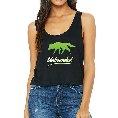 Unbounded Women's Crop Tank