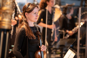 Agnieszka Mastalerz 2, Violine
