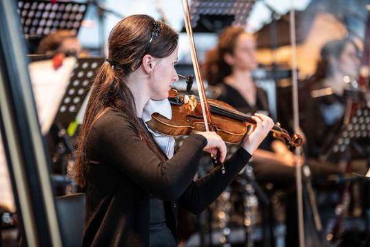 Agnieszka Mastalerz, Violine