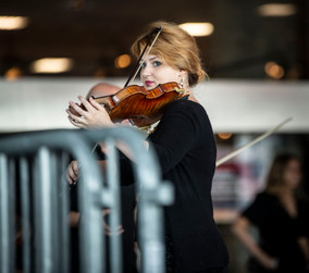 Vladyslava Luchenko, Konzertmeisterin