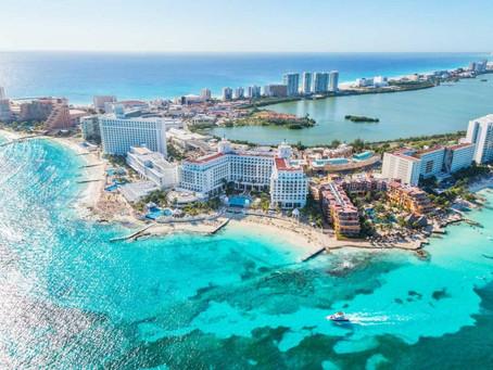Cancún ya recibe el 36% de vuelos que hace un año
