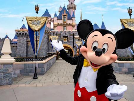 Disneyland será un centro de vacunación masiva en California