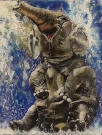 Christian the Elephant
