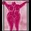 Thumbnail: Pink Splash Postcard