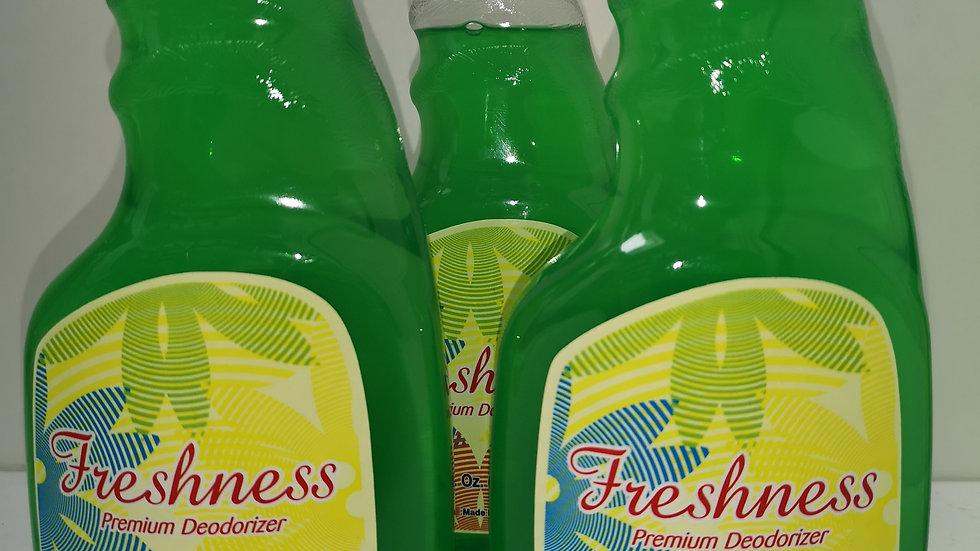 Freshness Deodorizer 4+1 GRATIS