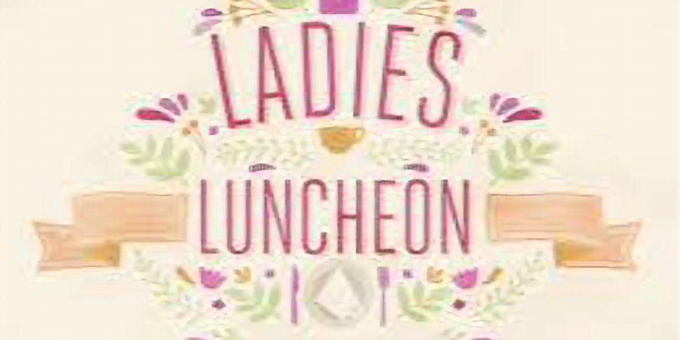 Tailored by God Ladies Luncheon