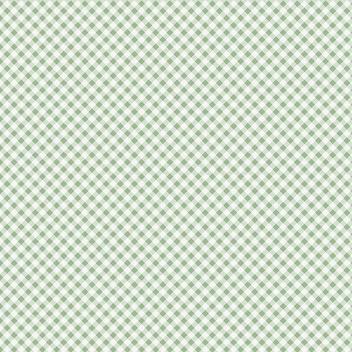 Micro Xadrez Verde Claro