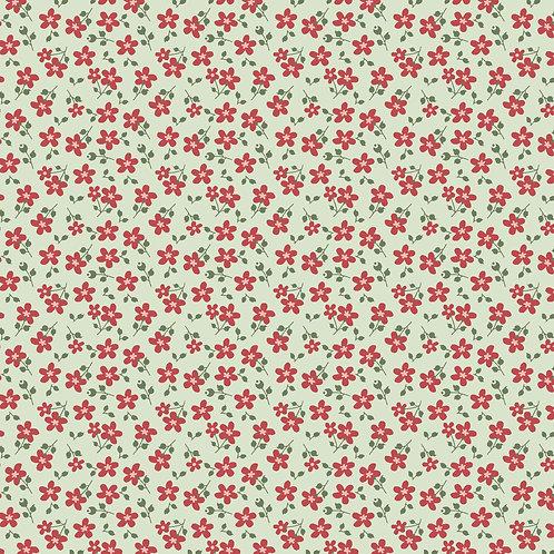 Micro Floral Garden Menta