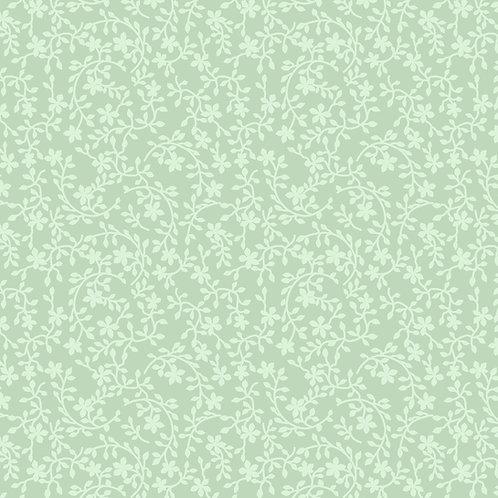 Raminhos verde água