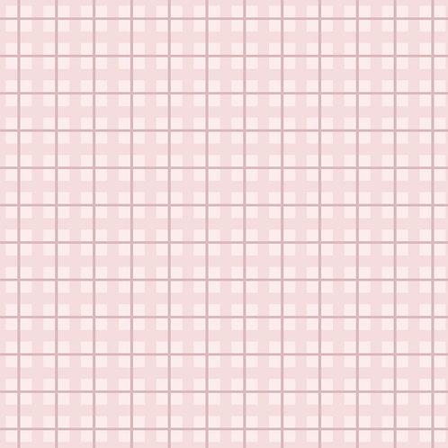 Xadrez baby rosa