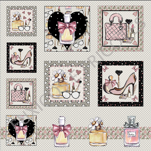 PAINEL PERFUMES