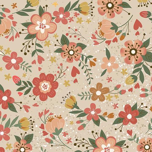 Floral Viva la Vida Country