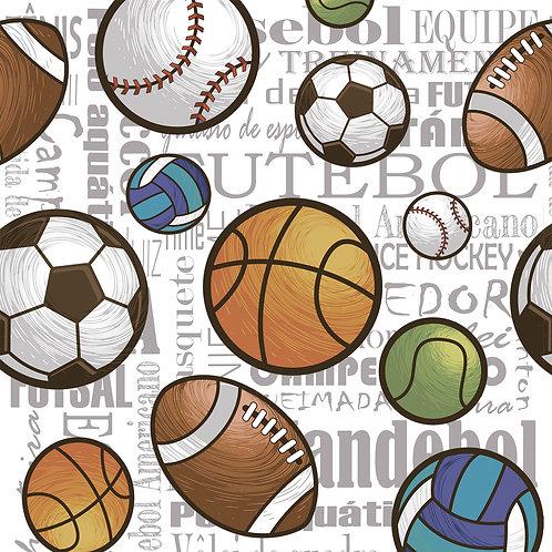 Bolas Esportes Soltas