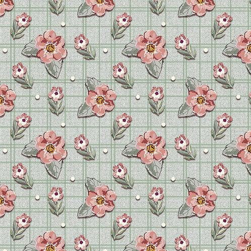 Mini floral sweet menta