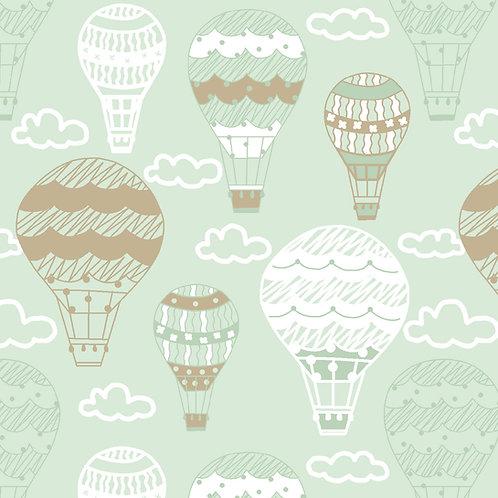 Balões Menta