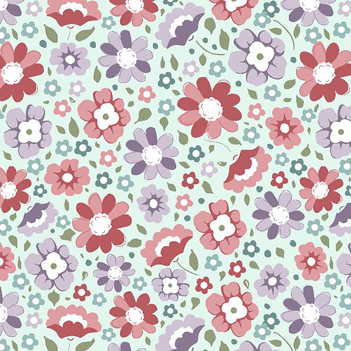 Meu jardim lilás