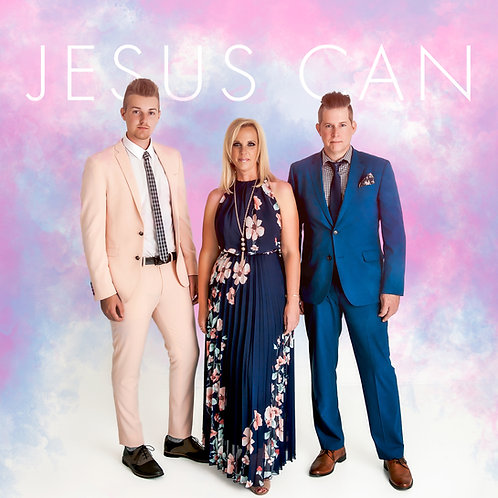 """Jesus Can"" CD"