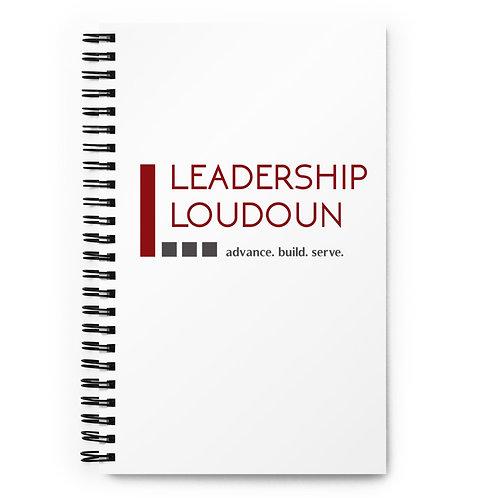 Leadership Loudoun Spiral Notebook