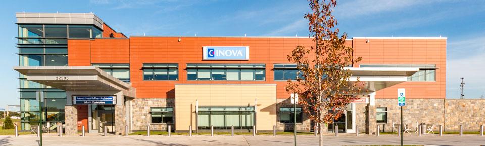 Inova Healthplex Ashburn, VA