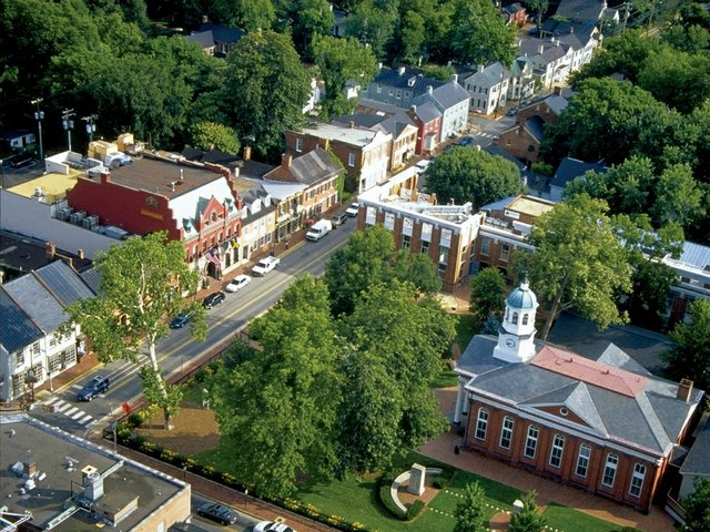 Downtown Leesburg, VA