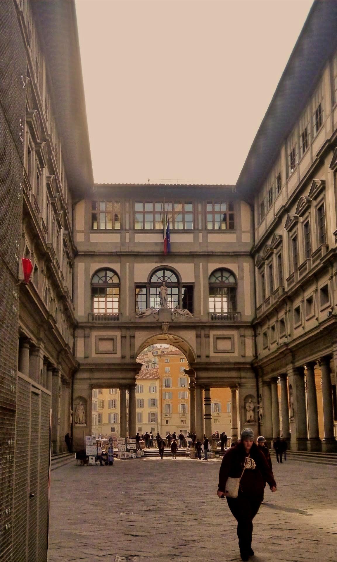 Florence and the Uffizi
