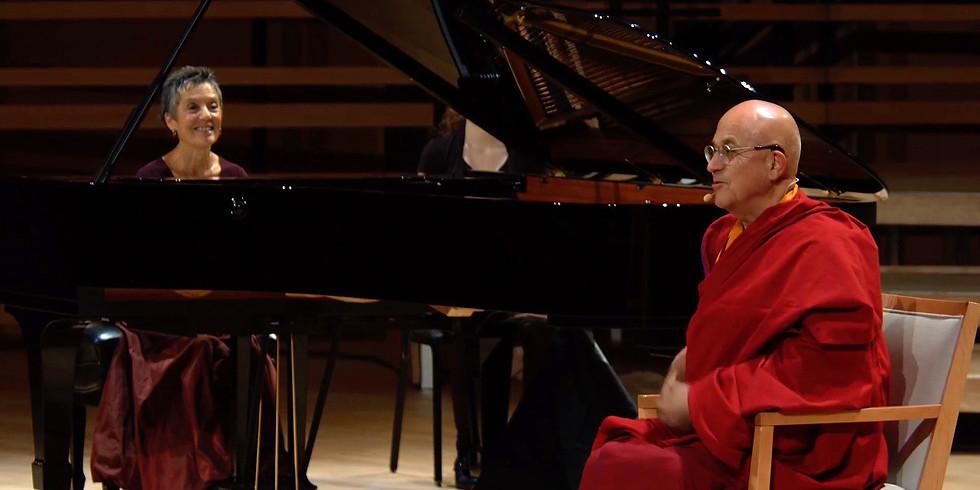 Concert-méditation : le film