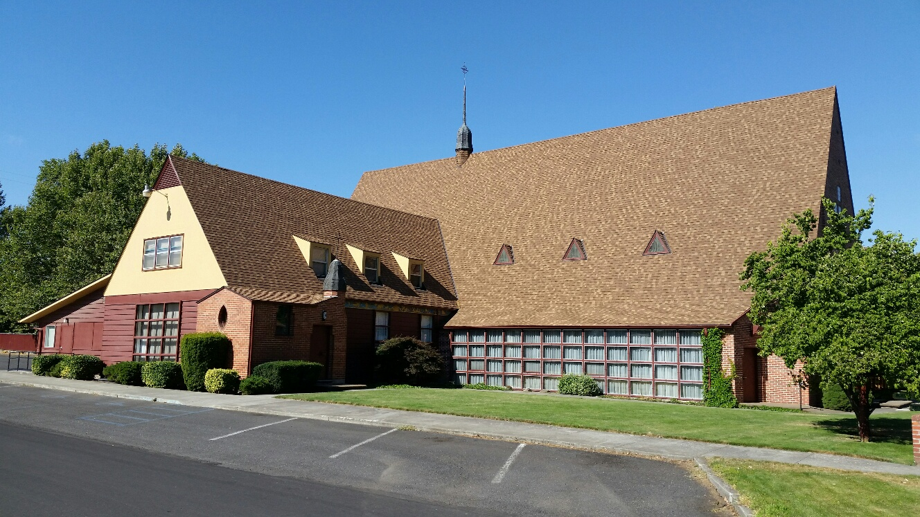 View of our Christian Community Church.