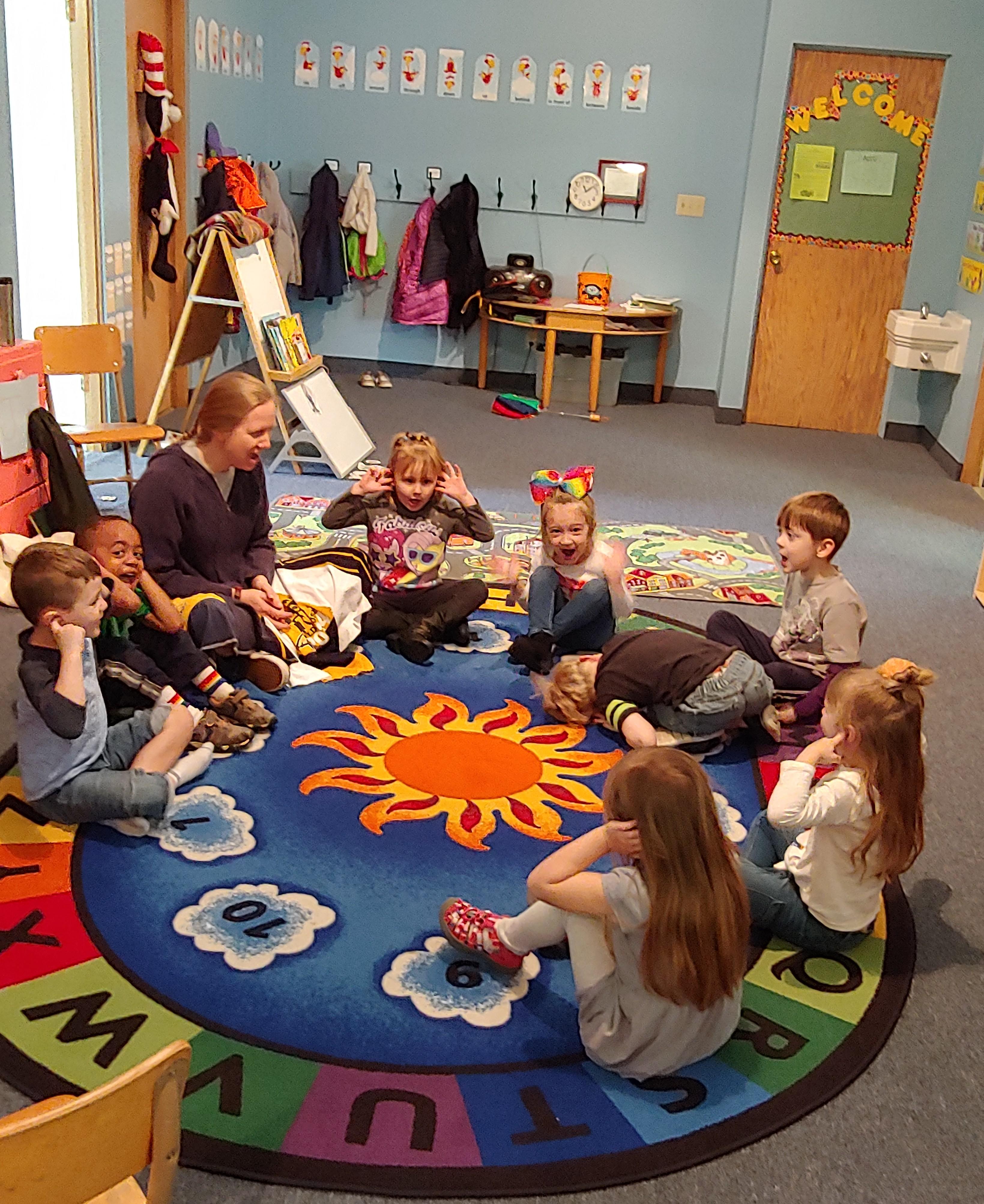 Preschool at Trinity Lutheran Church