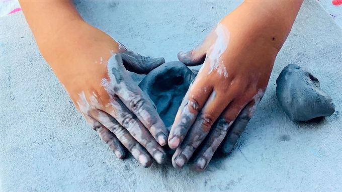 Free Play Clay