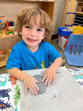 Free Trial: Clay Art Class