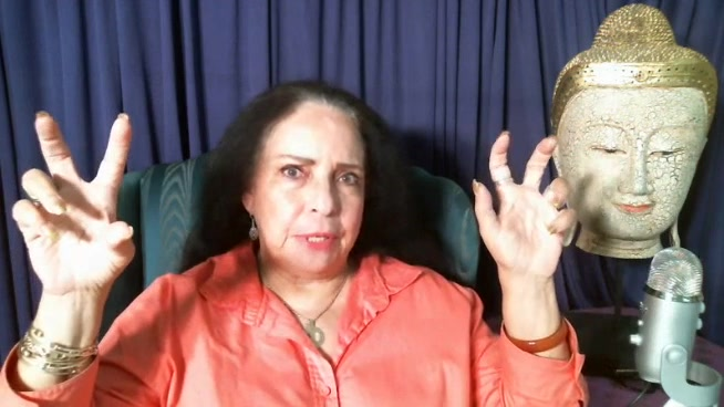 Live Chat with Baba Sharone (Rev. Sharon-Elizabeth