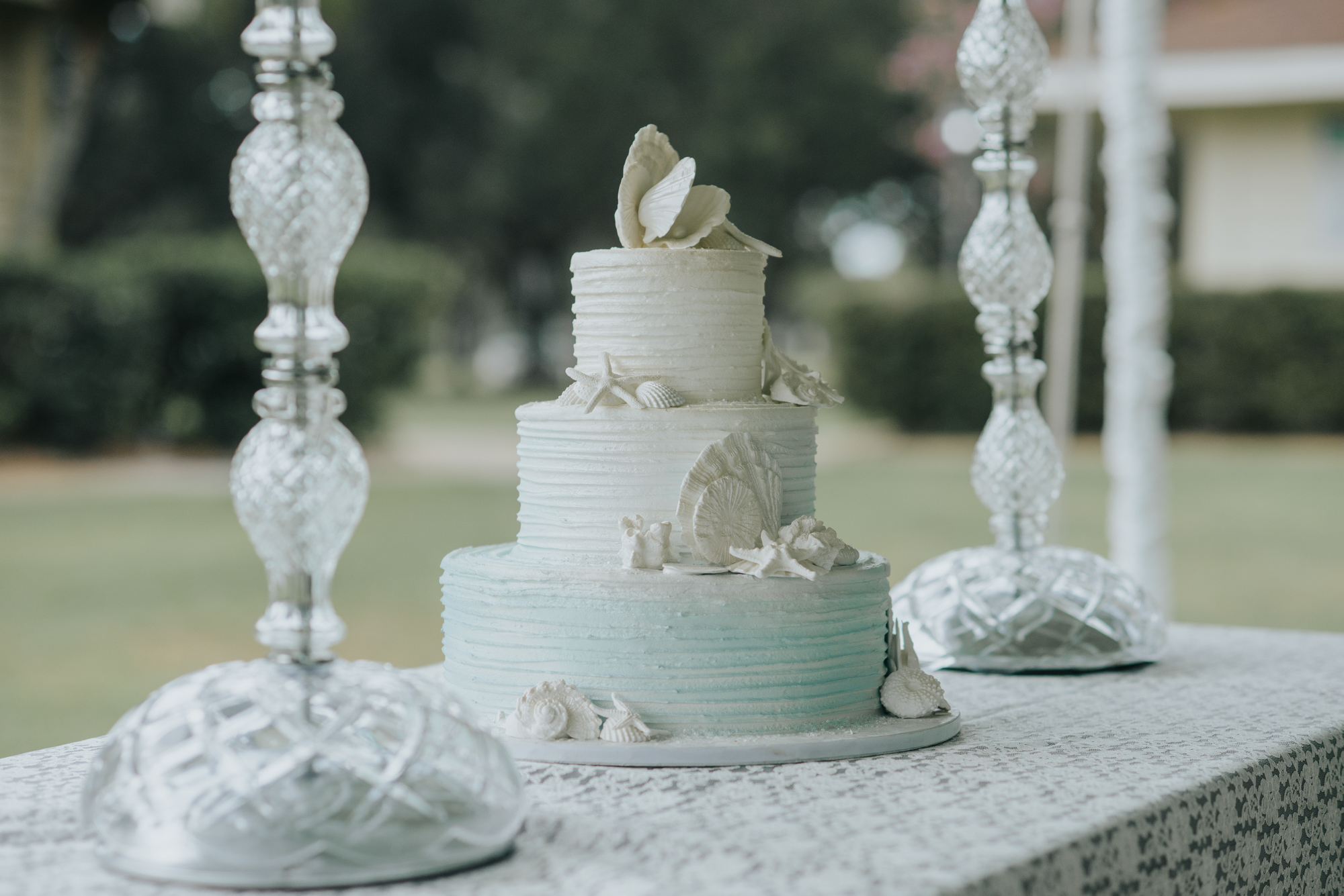 Sarasota Wedding Cake