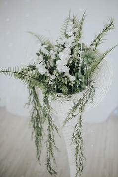 Divine Chapel of Love Flowers