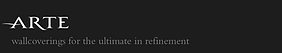 Arte wallcoverings for the ultimte in refinement logo