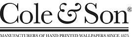 Cole & Son Wallpaper Logo