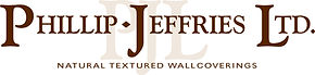 Phillip Jeffries Ltd Natural Textured Wallcoverings Logo