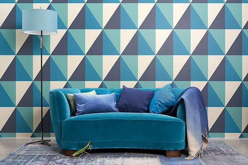 Cole & Son Apex Grand - Teal