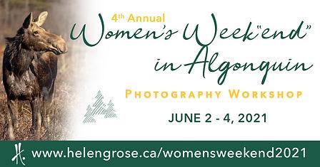 Women's Weekend 2021 Social Share - June