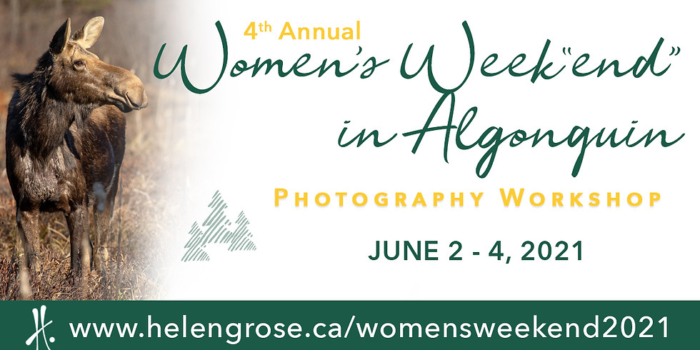 """4th Annual Women's Week""""end"""" in Algonquin"""