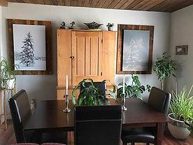 Custom barn-boframes for canvassesrd