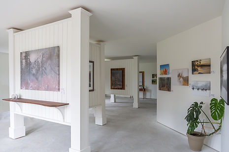 Muskoka Gallery Interior