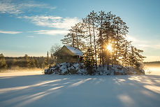 Island Sunrise - website - Copyright Hel