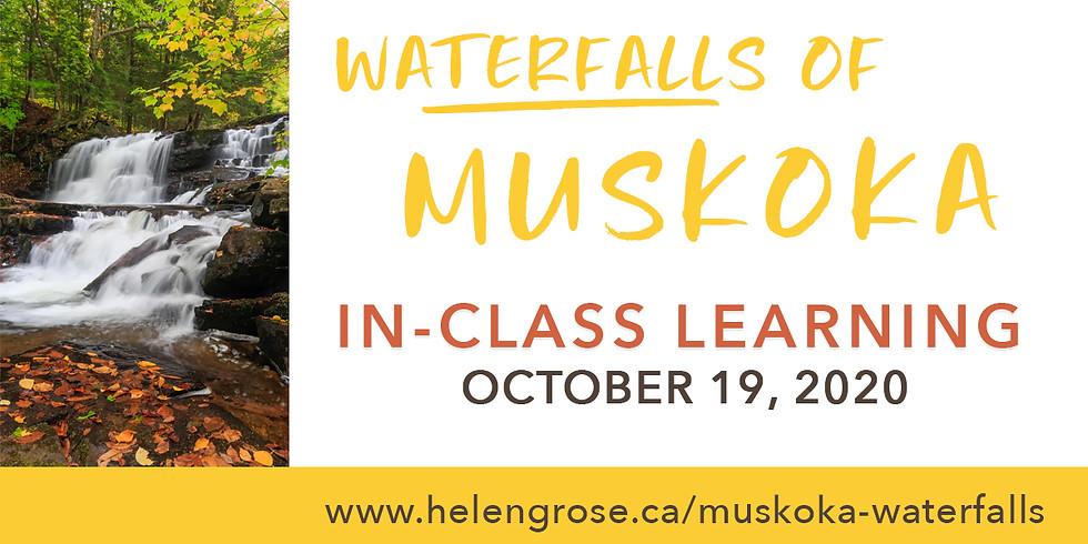 ADD ON: Waterfalls of Muskoka In-Class Learning