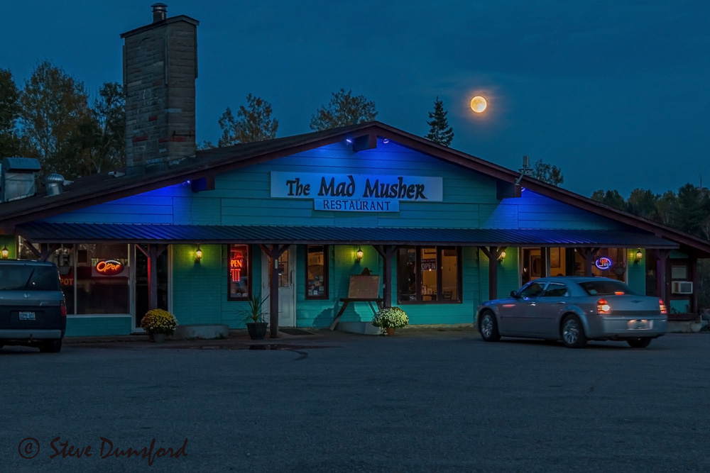 The Mad Musher Restaurant and Rooms