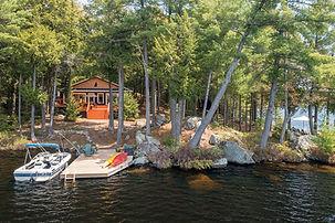 Scully - Leech Lake - Copyright Helen E