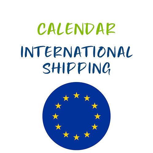 Calendar Shipping International