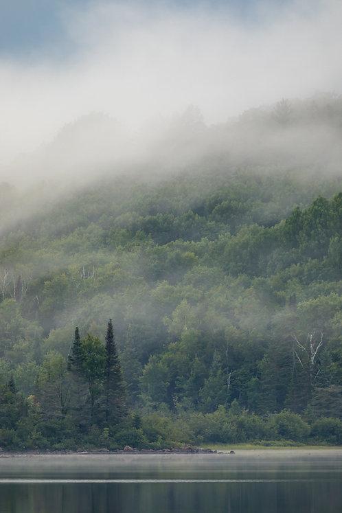 Fog Through The Hills
